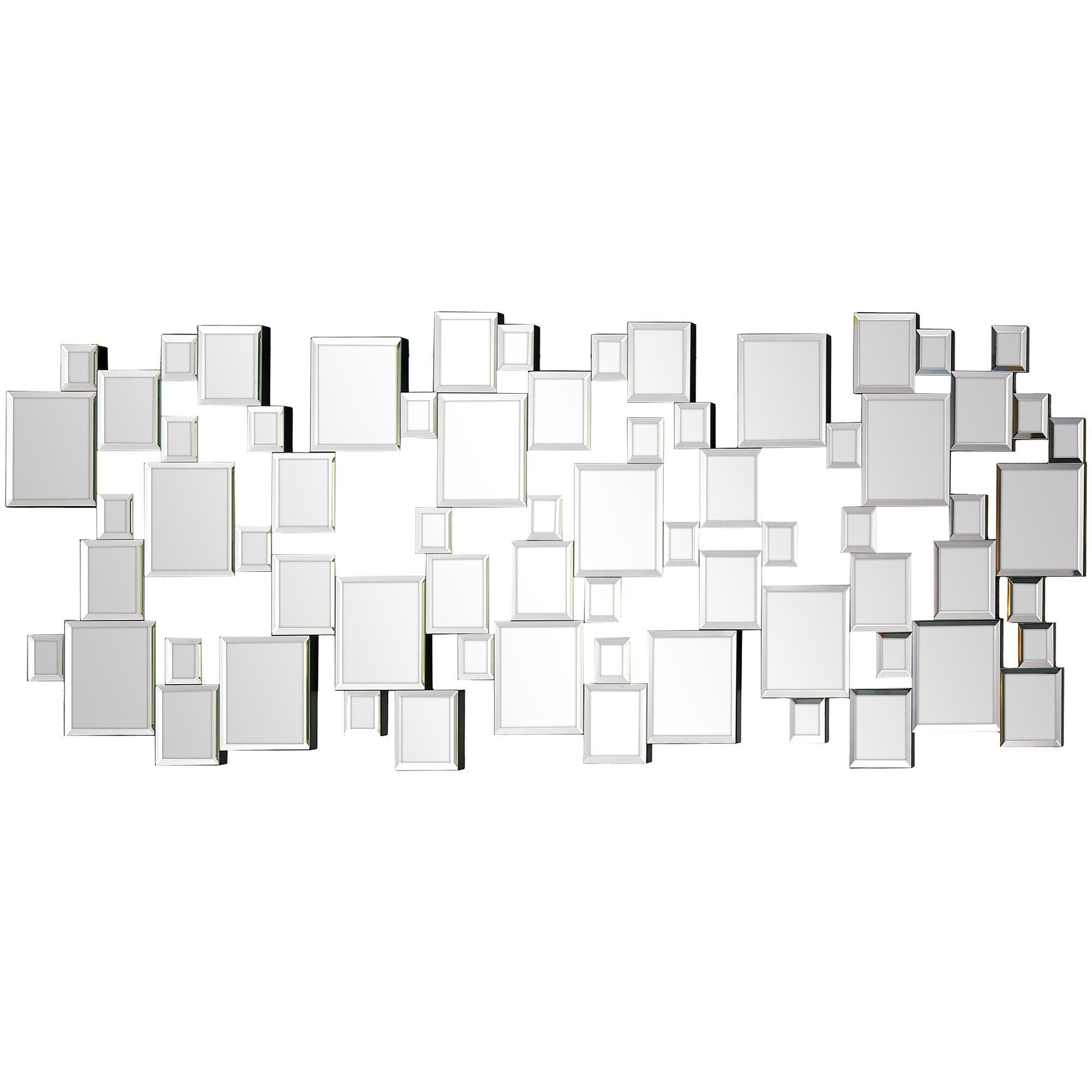 Hotel Squares Multi Wall Mirror 40x120cm In 2020 Ornate Mirror Mirror Mirror Dunelm