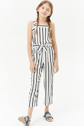0102f745a9 Girls Striped Jumpsuit (Kids) in 2019