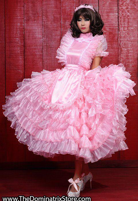 Jessica Satin Long Prom Dress | Sissy Dresses | Pinterest | Long ...