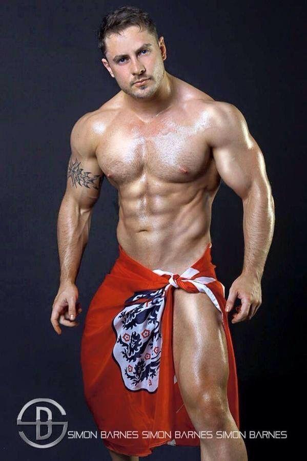 Marshall Arkley | Hunky Dory | Pinterest | Muscular men ...