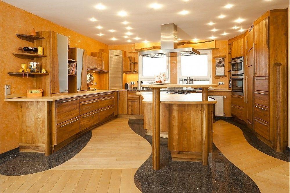 Massivholzküchen massivholzküche mit insel pfister massivholzküchen ideen rund
