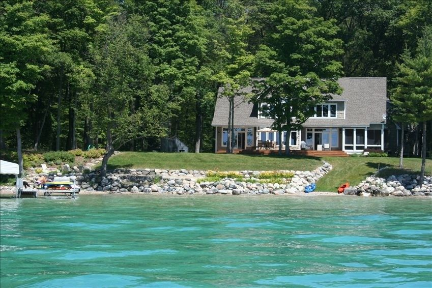 House Vacation Rental In Torch Lake Township From Vrbo Com