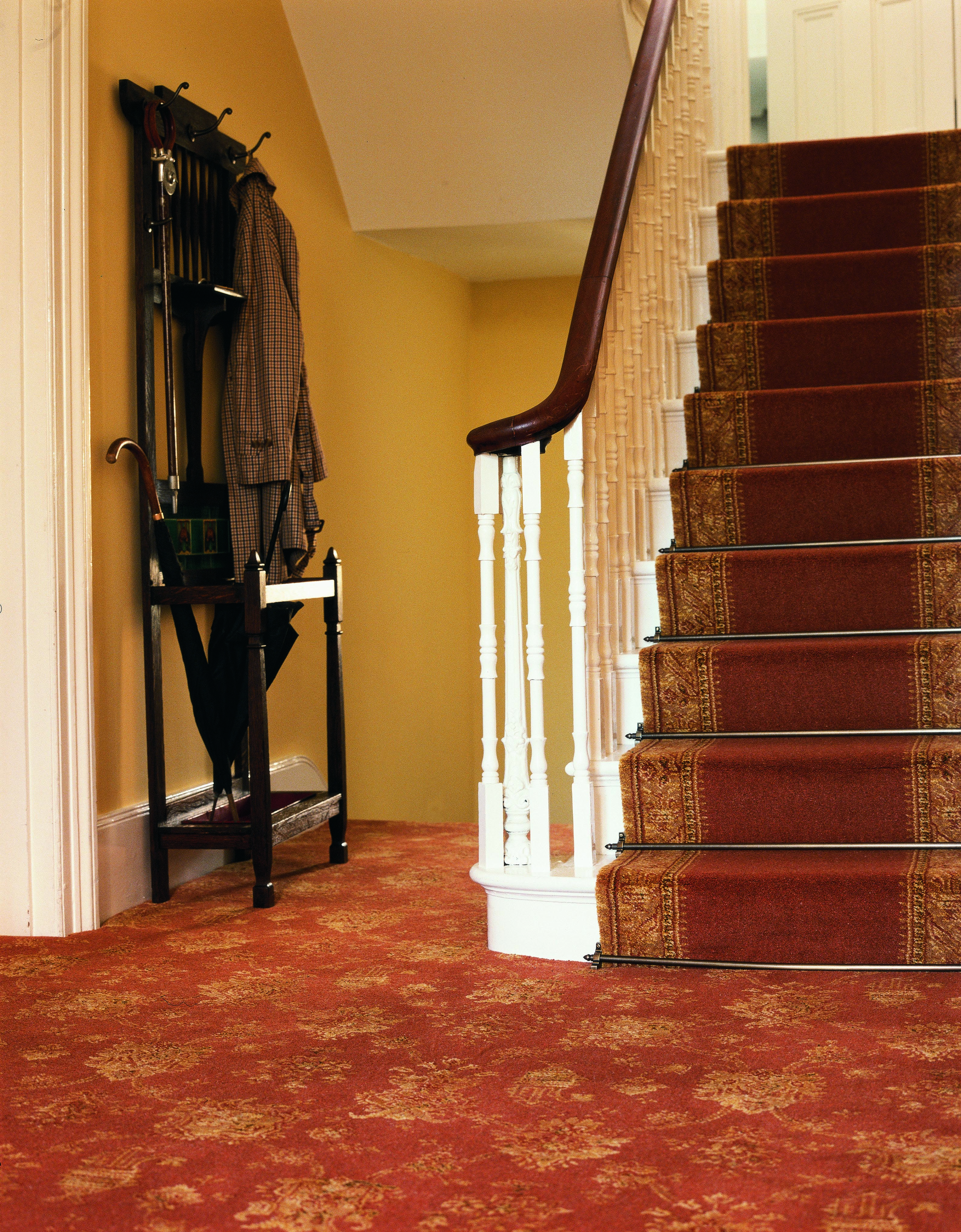 Brintons Carpets From Hallway Landings And Staircase