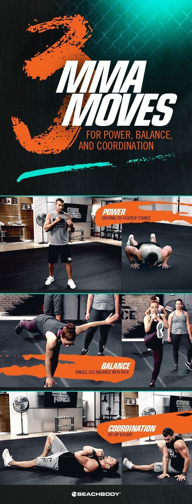 3 Fitness Results You Can Get From An Mma Workout In 2020 Mma Workout Workout Results Agility Workouts
