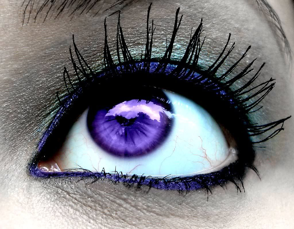 I Have Perfect Eyesight - But I Wear Coloured Contact ...