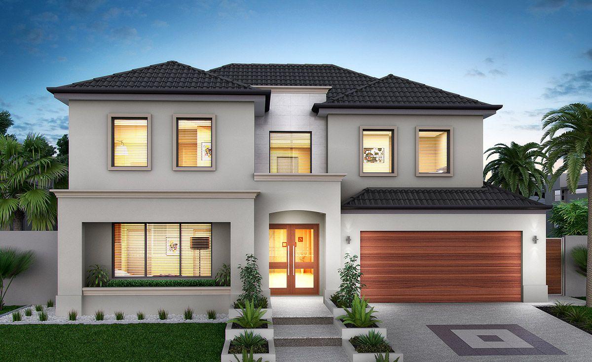 Grandwood Homes - Custom Home Builders Perth | 2 Storey Home ...