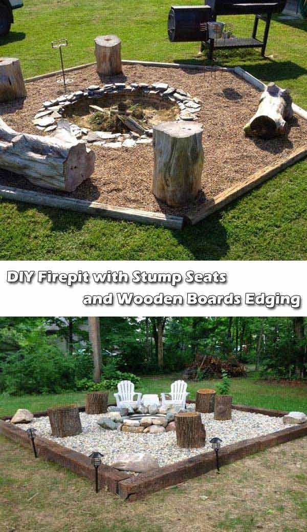 Photo of 30 großartige DIY Ideen um aus ein paar Pflastersteinen eine schöne Feuerstelle günstig zu bauen | CooleTipps.de