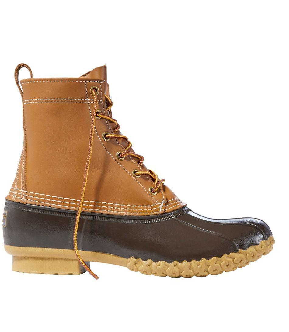 Mens Bean Boots By Llbean, 8-2726