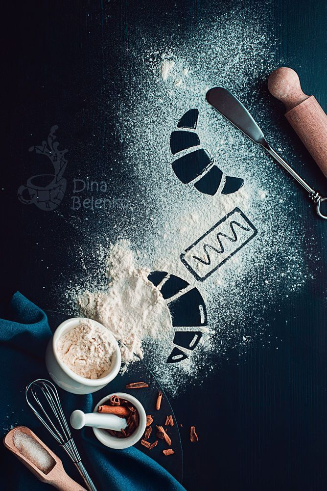 Baking recipe: croissant by Dina Belenko on 500px | Good beautiful ...