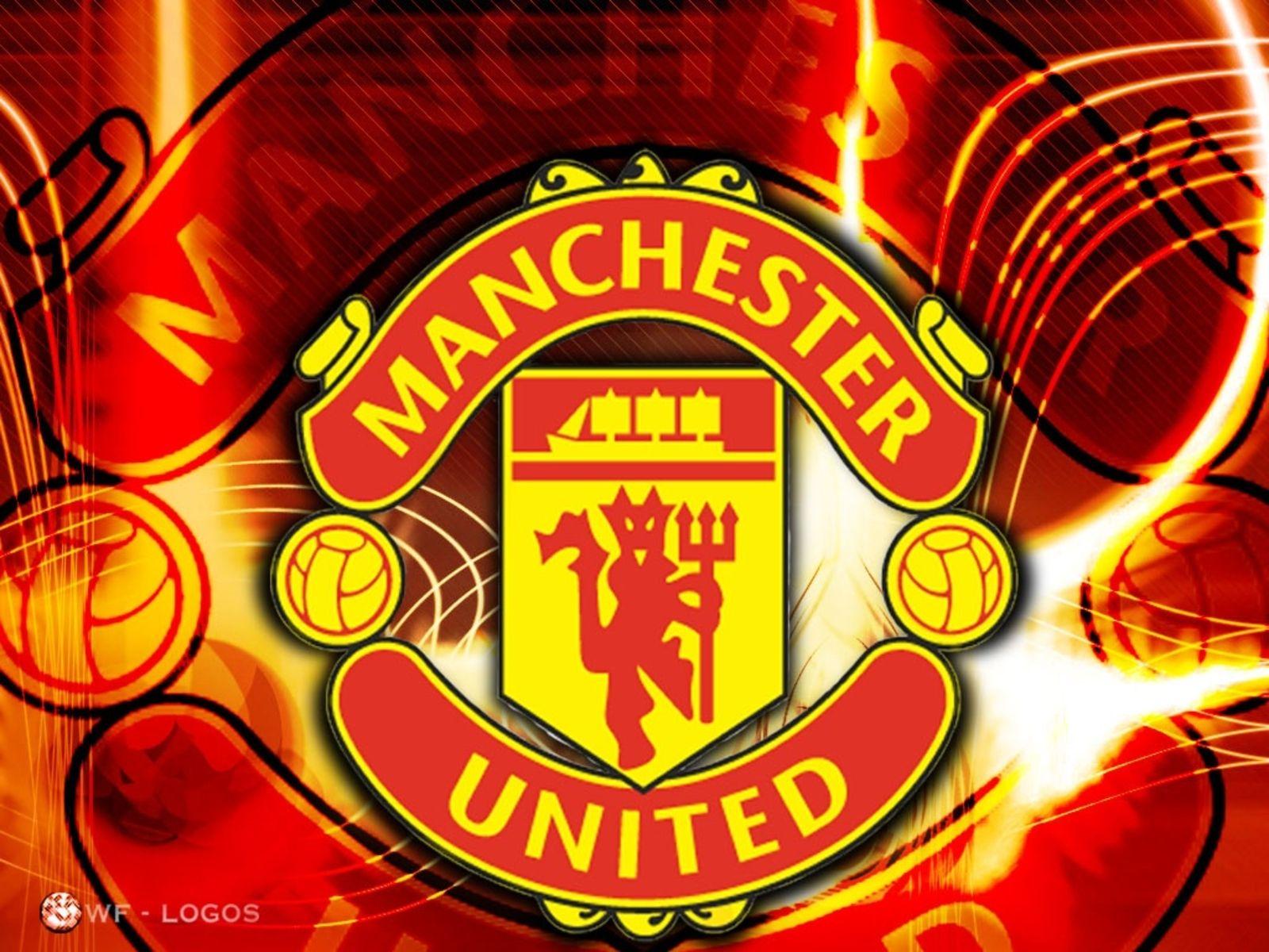 Manchester United Football Logo HD Wallpaper AKSHAY ...