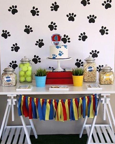Resultado De Imagen Para Patrulha Canina Festa Infantil