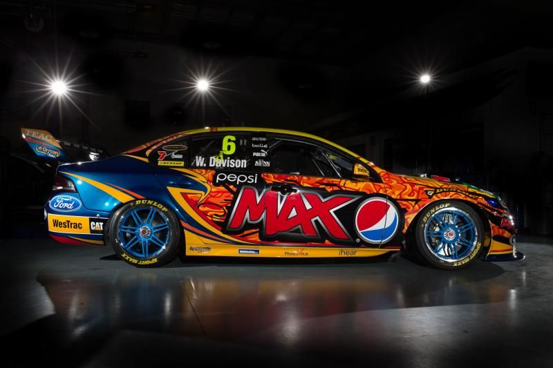 Pepsi Max Ford Fire Supercar Racing Pinterest Pepsi