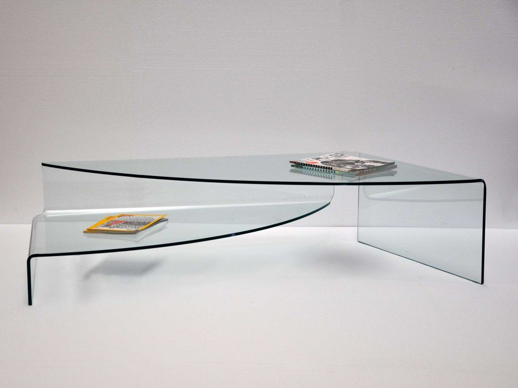 12 Bent Glass Coffee Tables For That Perfect Accent Idea Glass
