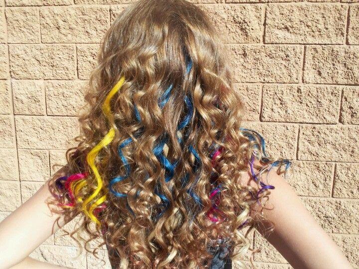Colors n curls hair wrap curls hair styles