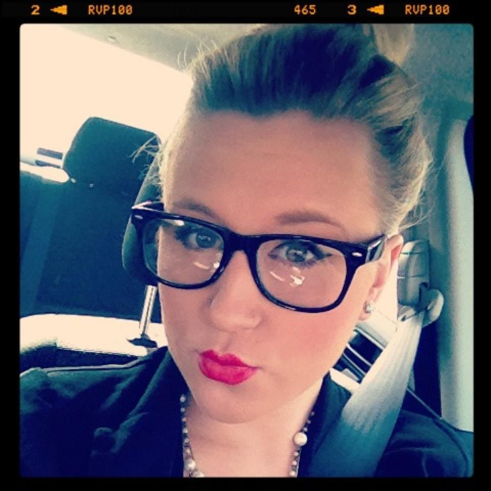 Glasses. Samantha Minyard