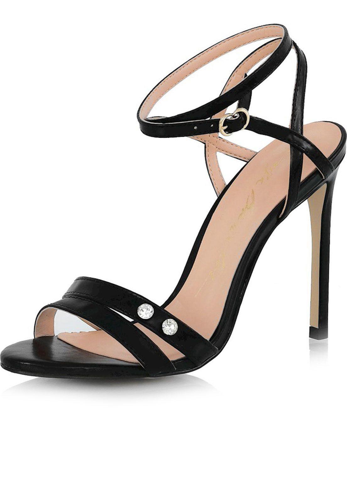 Sapato Alto Luiza Barcelos de mulher salto grosso , compare