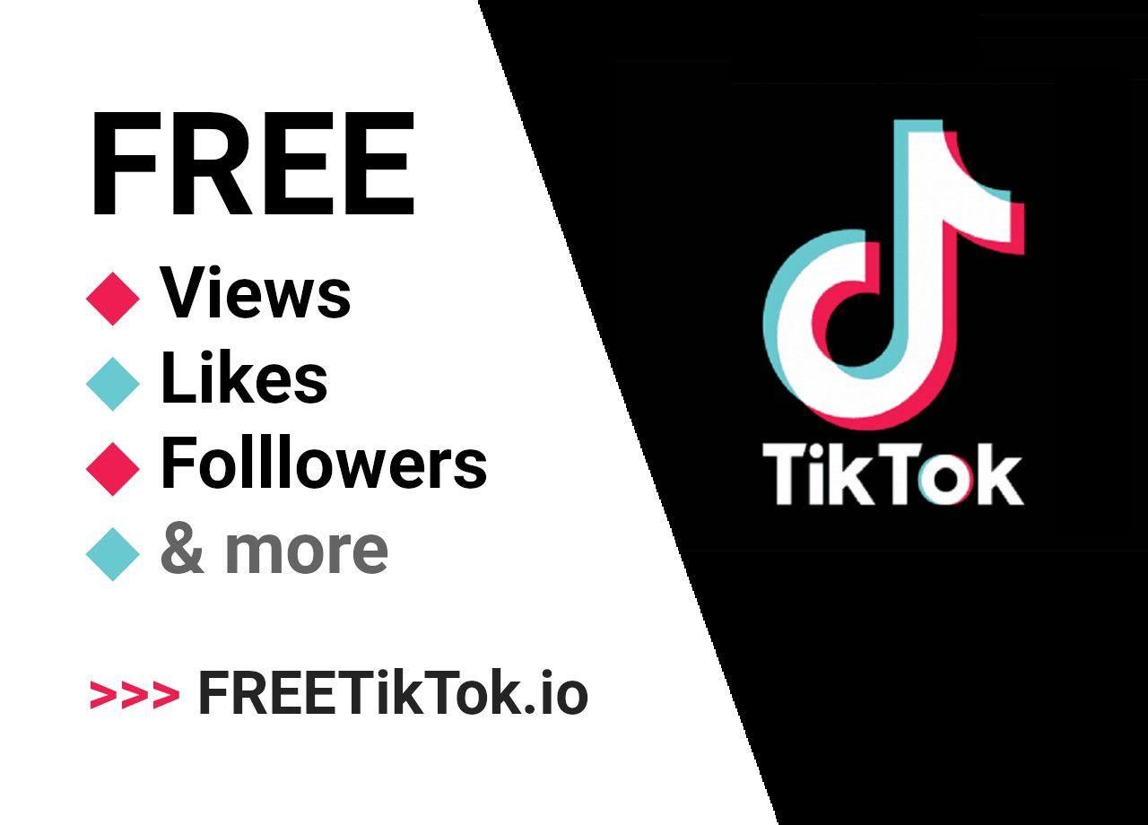 Get Free TikTok Views, Likes & Followers! in 2020 Love
