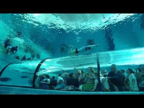 World's deepest pool Y40 Inauguration I YouTube