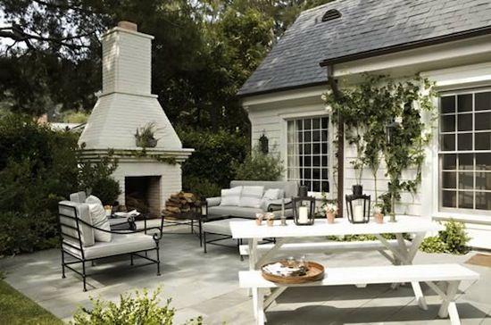 outdoor area | Muebles y decoracion | Pinterest | Terrazas, Patios y ...