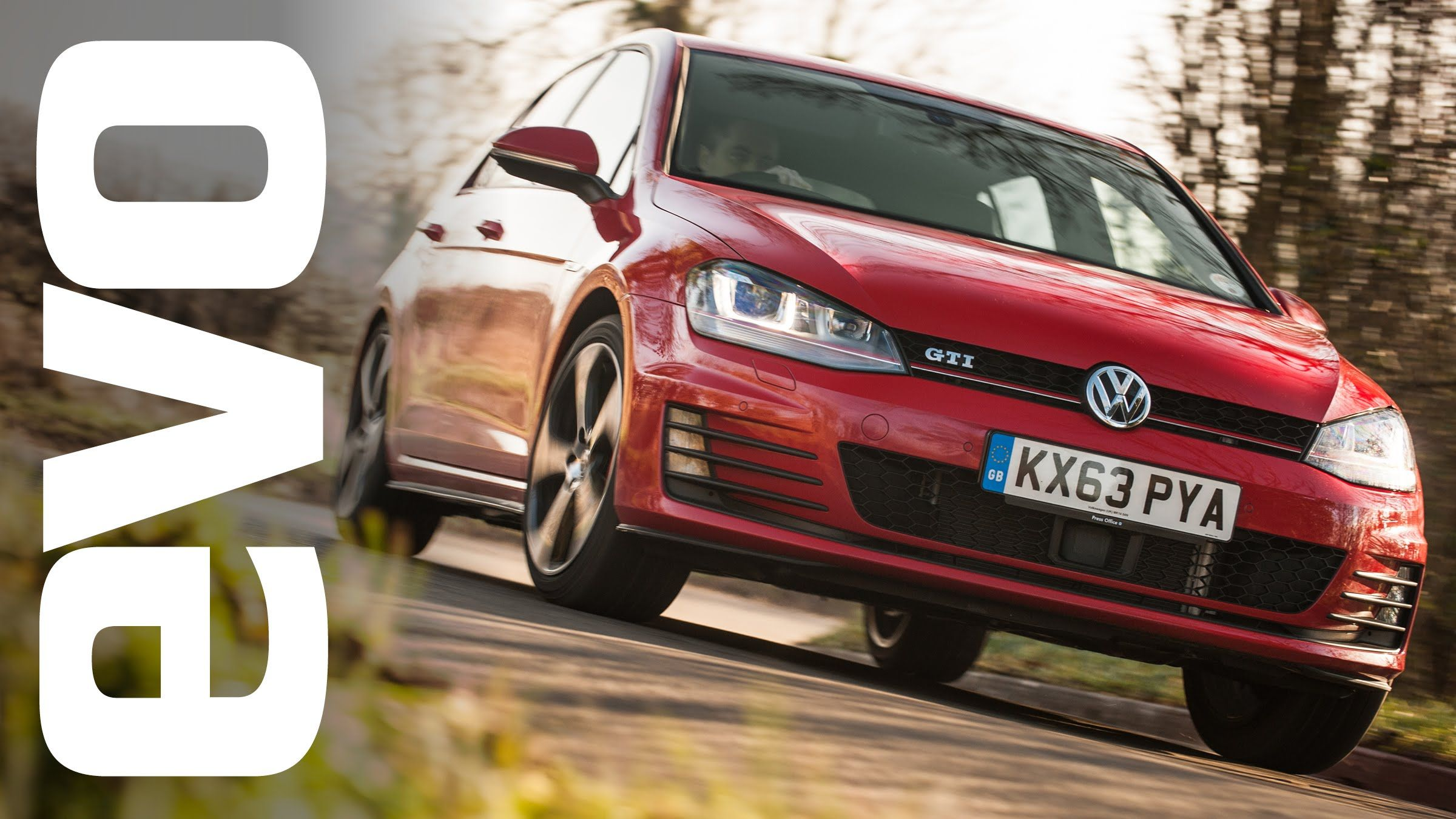 VW Golf GTI Mk7 evo REVIEW