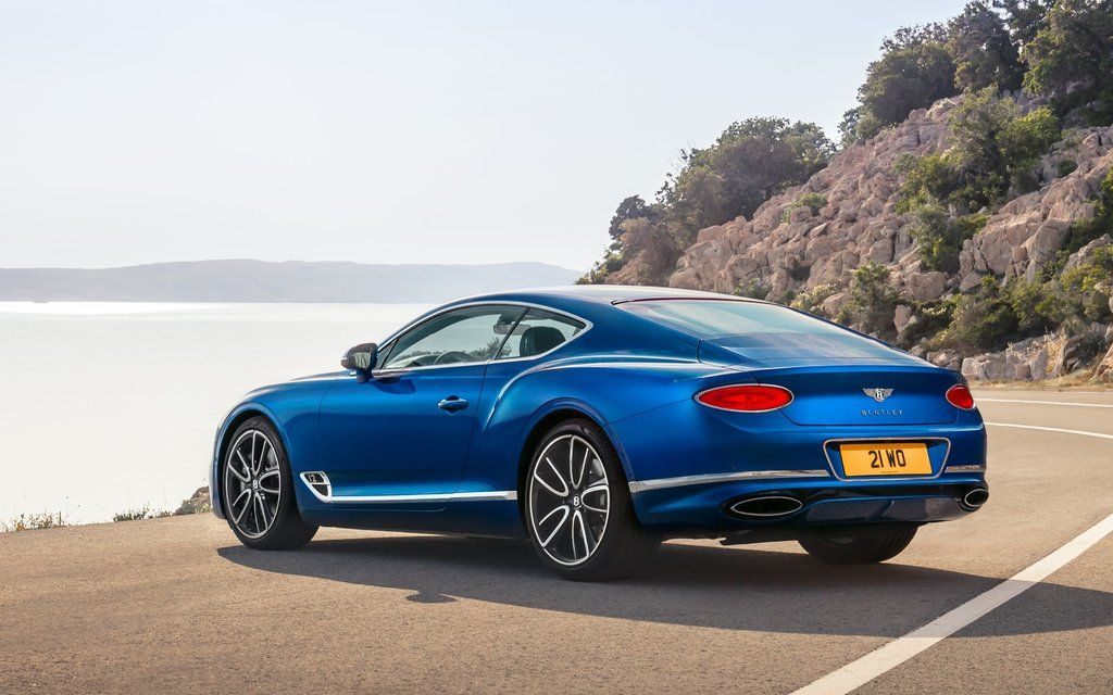 2018 Bentley Continental Gt Lease Your Next Bentley With Premier