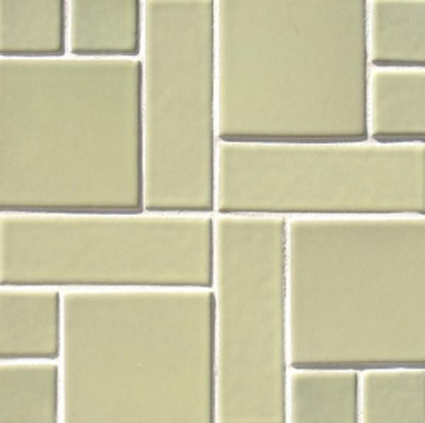 Ceramic Tile From Fireclay