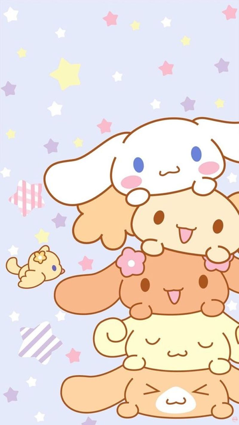 Sweet Magic: Wallpapers fofos para celular: Sanrio Characters