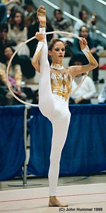 Emilie Livingston Canadian Gymnast Sports Gymnastics