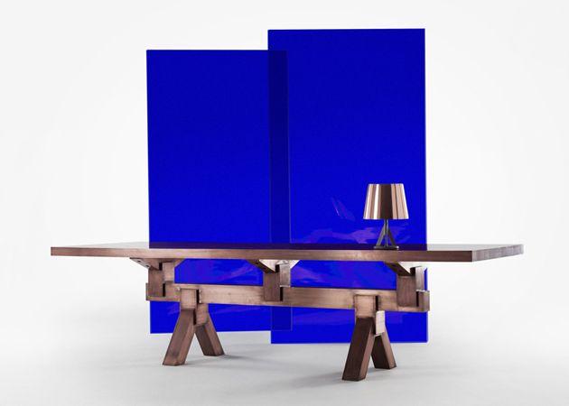 Tom Dixon / most at Salone del Mobile  Furniture ...