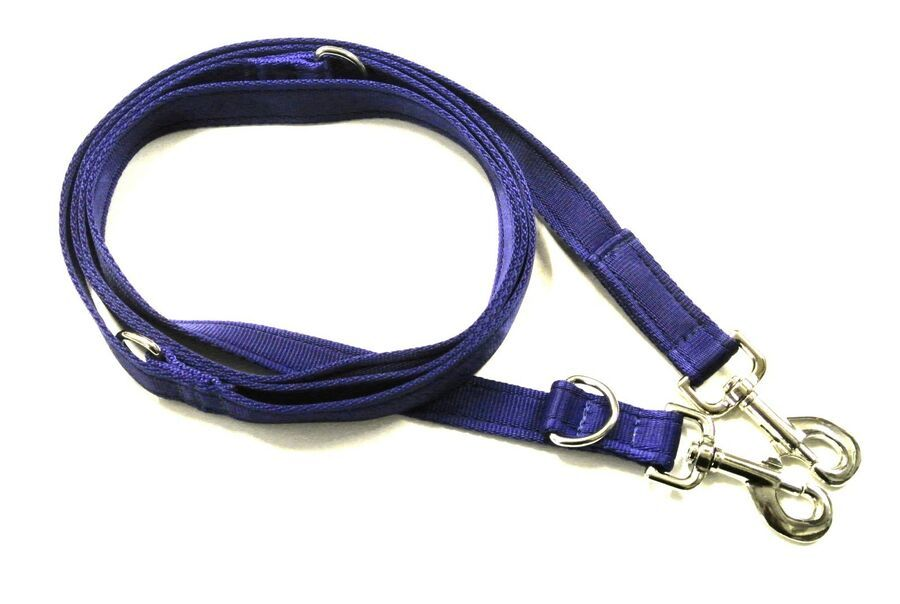 Police Style Dog Training Lead Obedience Leash Multi Functional In