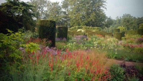 Private Garden In Hummelo Holland Piet Oudolf Piet