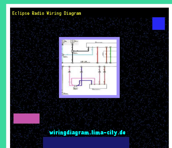 Eclipse Radio Wiring Diagram Wiring Diagram 185931 Amazing Wiring Diagram Collection Radio Diagram Wire