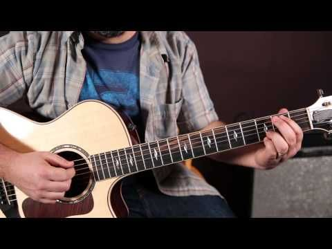 Marshall Tucker Band - Can\'t You See - How to Play on Acoustic ...