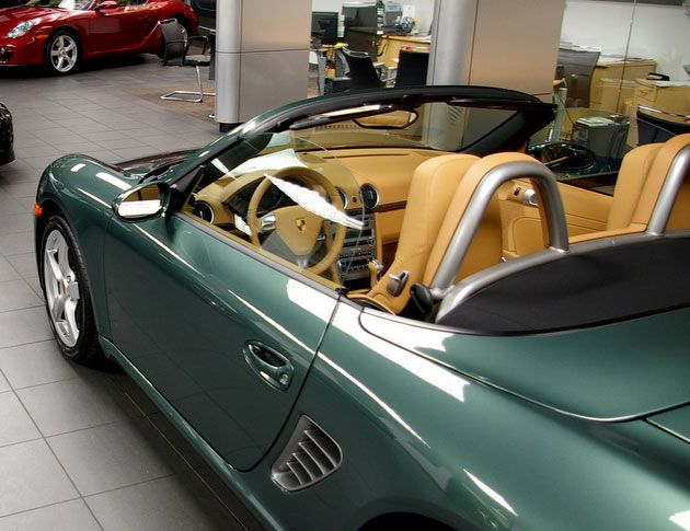 Top 10 Unusual Color Names Including Malachite Which Is The Lovely Green Of This Car