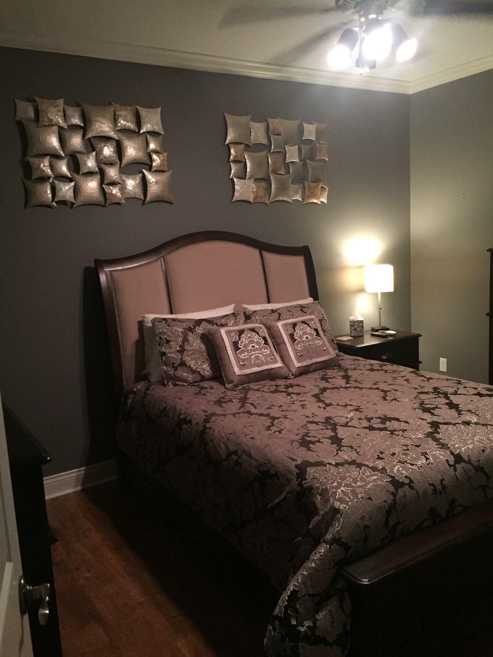 Spare bedroom | Spare bedroom, Home decor, Furniture