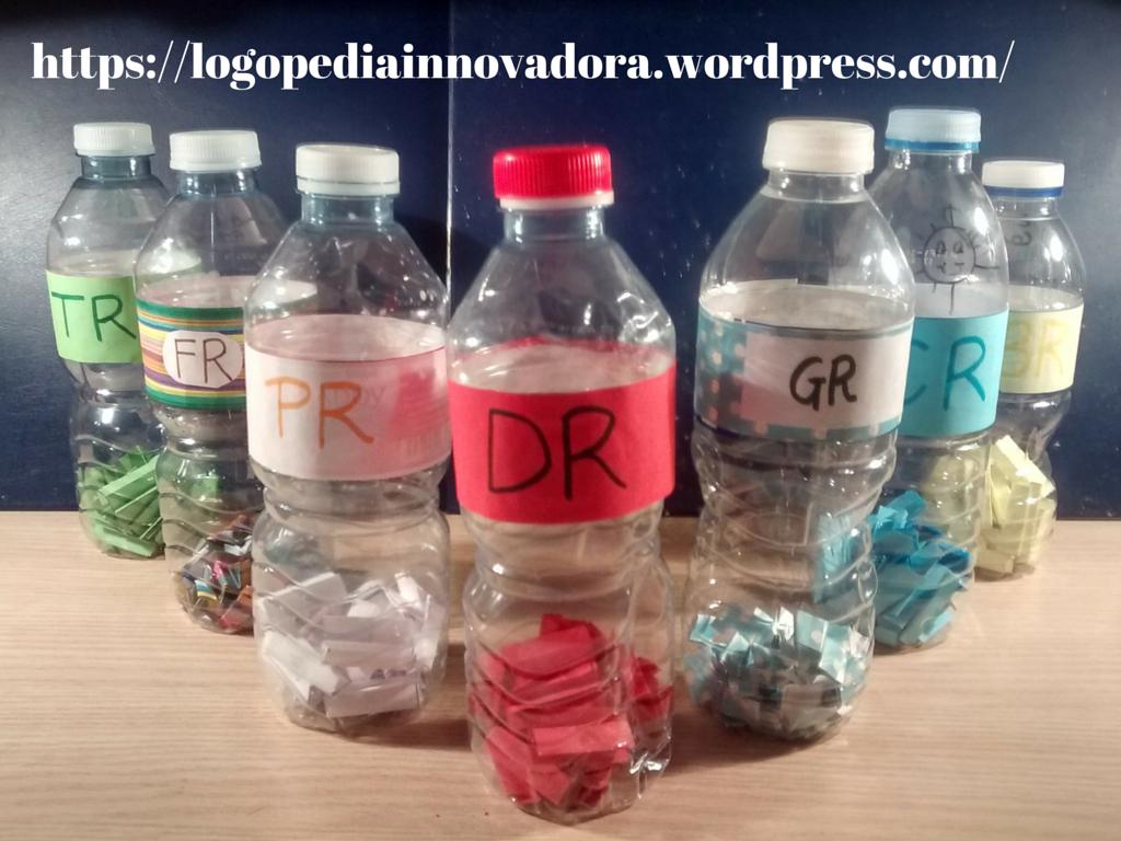 Hoy os presentamos material logopédico hecho con botellas recicladas. Como ya os hemos dicho otras veces, no hay mejor manera para rehabilitar que divirtiéndonos. El primer material que os vamos a ...