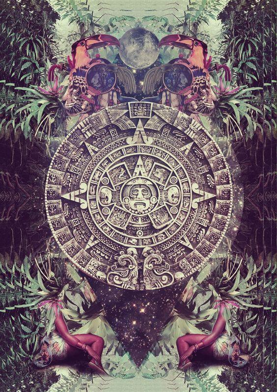 The Anunnaki Ancient Alien Origins Of The Mayan Calendar