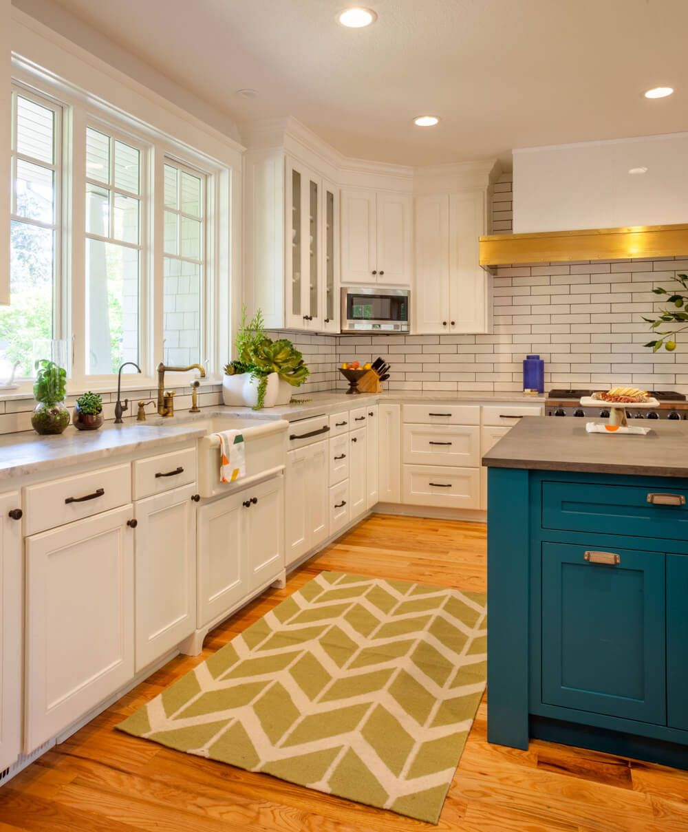 7 Kitchen Colour Ideas for Every Type of