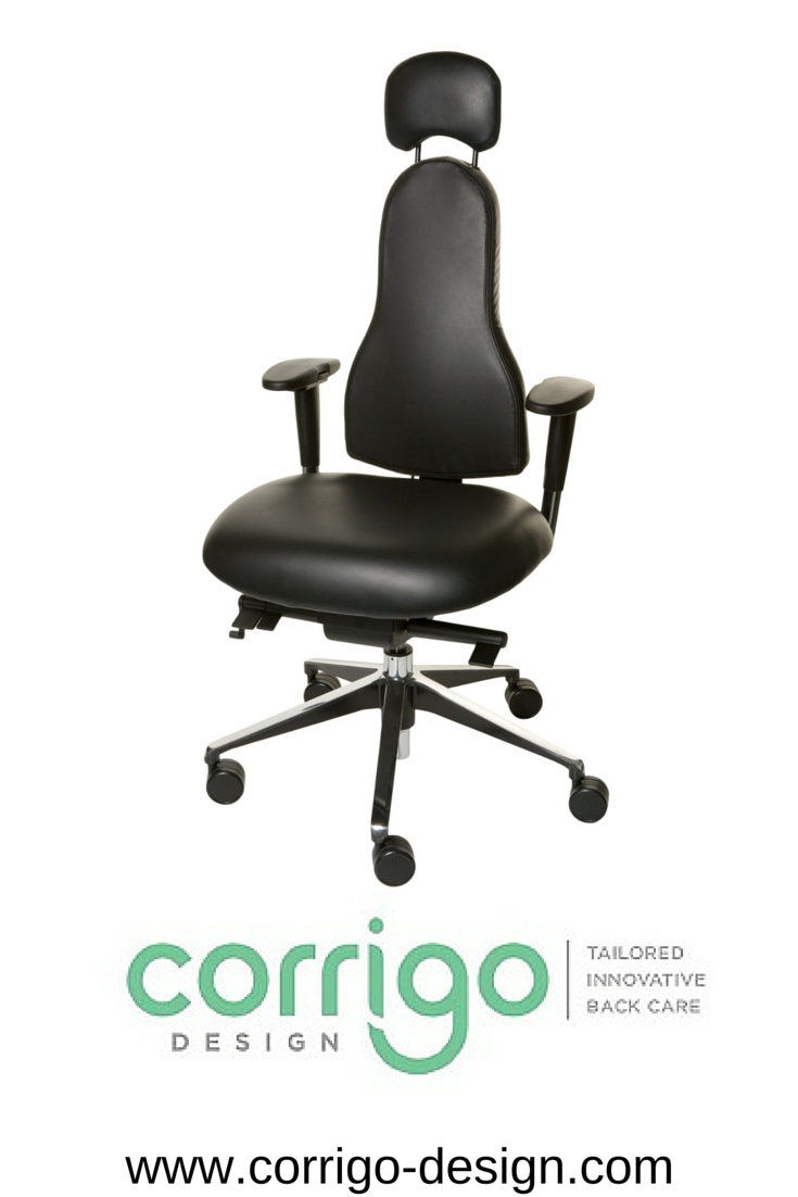 Prevent And Reduce Back Pain With This Specialist Care Office Chair Bespoke Recommended By Physiothes Osteopaths It Has Been Designed