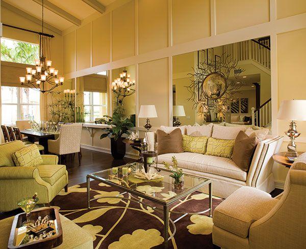 Elegant Living Room Decor Ideas
