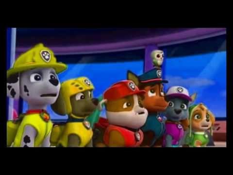 HUEVOS SORPRESA de PATRULLA CANINA con FIGURAS PUZZLE 3D. Marshall, Chase Zuma Rocky Rubble Skye - YouTube