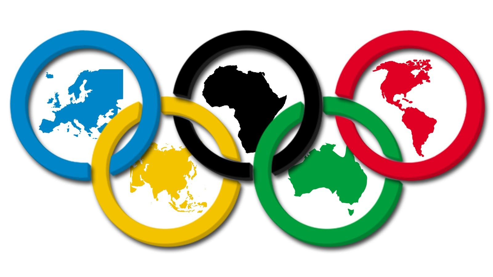 anéis olímpicos cores continentes - Pesquisa Google | Atletas ...