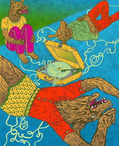 Lisa Hanawalt illustration