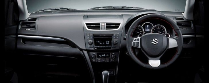 Mobil Baru, Interior Suzuki Swift Sport Indonesia: Suzuki Swift ...