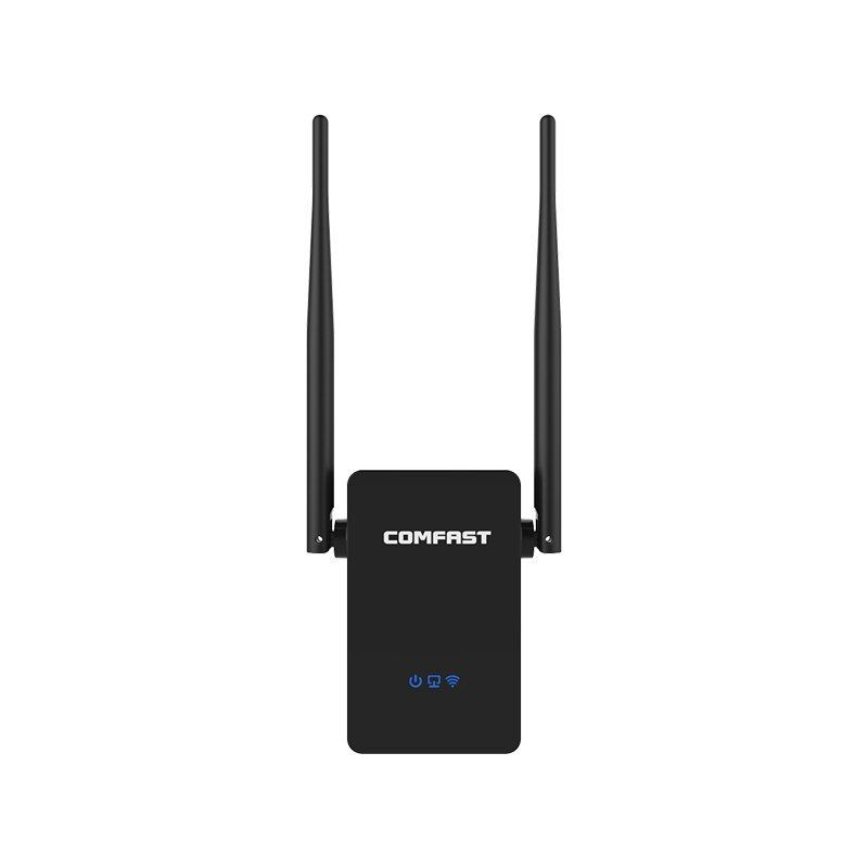 COMFAST CF-WR750ACV2 Wireless WIFI Repeater 750Mbps mini wifi Router