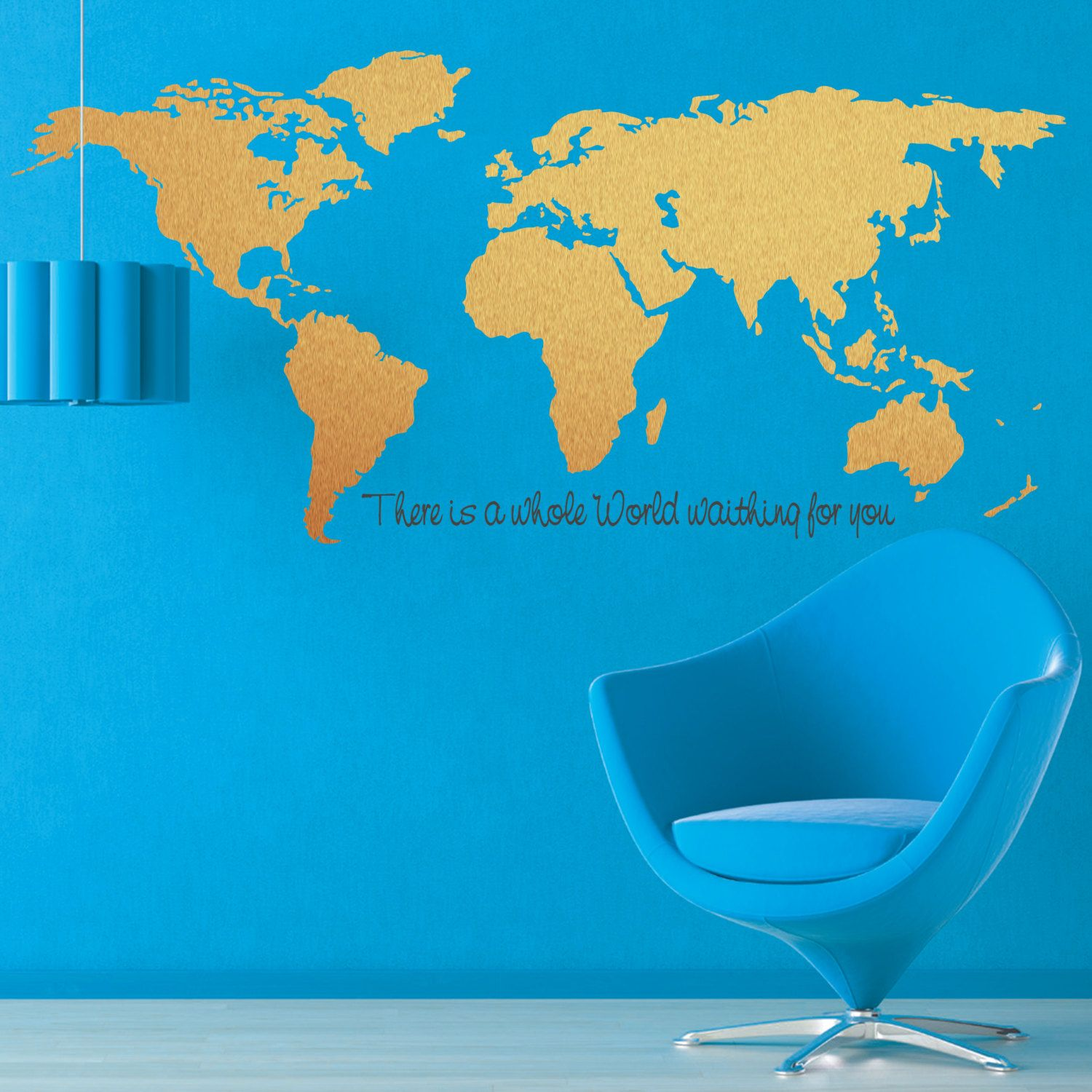 World map wall decal silver world map gold world map cooper world map wall decal silver world map gold world map cooper world map gumiabroncs Image collections