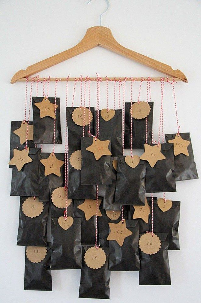 Photo of DIY advent calendar: over 50 ideas for tinkering – from simple to unusual