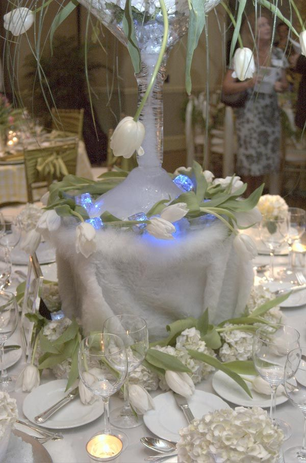 Arctic winter wedding theme wedding table decorations chair covers arctic winter wedding theme wedding table decorations chair covers linens and centerpieces for wedding receptions junglespirit Choice Image