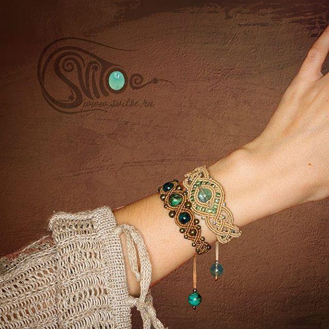 Small bracelets from Svitoe :) #svitoe #macrame #micromacrame #jewellery #bijoux #bracelet #handmade #макраме #микромакраме #ювелирка #ручная_работа #браслет #украшения