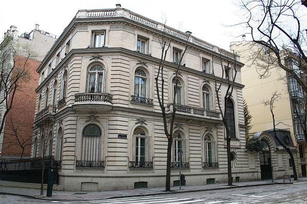Palacio Del Duque De Plasencia Palacios Madrid Ciudad Imagenes De Madrid